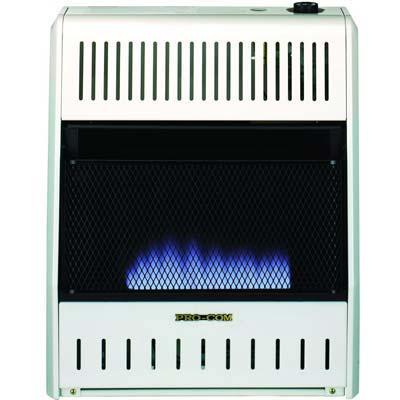 Md200tba Heater Procom Dual Fuel Blueflame Heaters