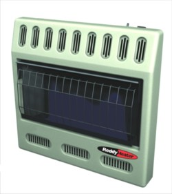 Reddy Heaters blue flame garage heaters