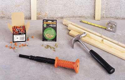 Powder Actuated Nail Gun Home Depot