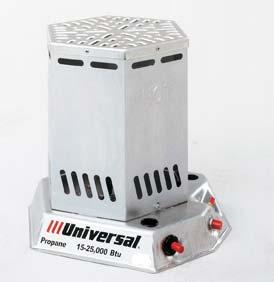 Propane Heaters Universal Propane Heaters