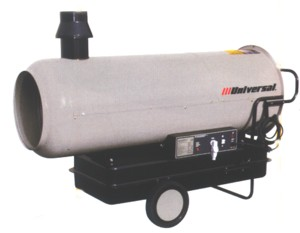 Universal Portable Heylo Indirect Fired Diesel Heaters: 280-IF